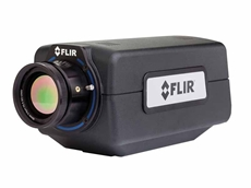 FLIR's A6604 thermal imaging camera
