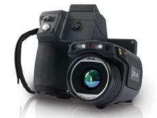 FLIR T640 camera