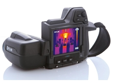 user friendly and affordable thermal imaging camera from FLIR Systems