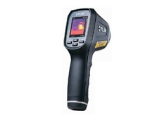 New FLIR TG165 imaging IR thermometer combining thermal imager and IR spot meter