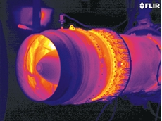 Fast thermography high transient analysis