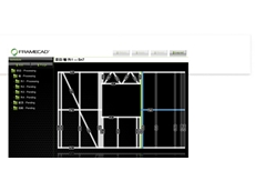 FRAMECAD Factory advanced factory machine control software