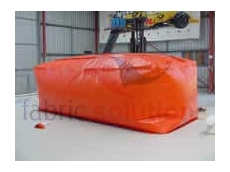 Bladder tanks available from Fabric Solutions