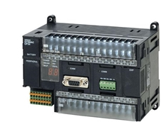 CP1H Omron micro PLC available from Factory Controls