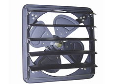 Wall Exhaust Louvered Fan