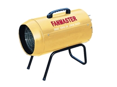 Industrial Space Heating With Fanmaster Heater Blowers