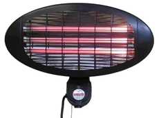 People Heating & Drying with Fanmaster Radiant Heaters