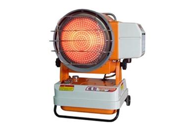 Diesel radiant heater