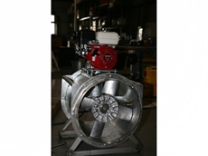 Belt Drive Axial Fan - 12-80163