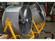 Compact and Mobile Cooling Fans from Fanquip