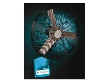 Energy efficient cooling Fans
