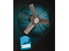 Energy efficient cooling Fans