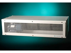 Air curtains help prevent insects and vermin entering processing plants and other buildings