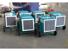 Industrial Fan Heaters