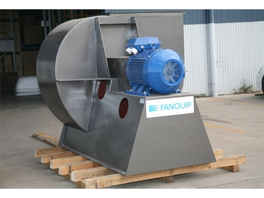 Centrifugal Fans, the most prevalent type of fan used in the HVAC industry