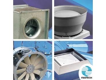 Energy Efficient In-line Exhaust Fans