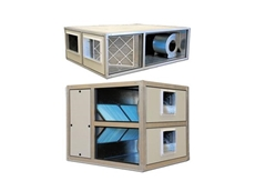 No HFCs or HCFCs are used in the manufacture of Compact and Plantroom series energy recovery units