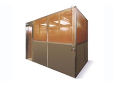 ETS-Lindgren Series 71 RF copper screen shielded rooms available from Faraday