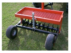 Turf Series Aerators