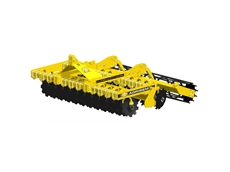 Disc-O-Mulch - Gold - Mounted & Trailed Models