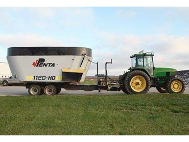 Reliable with large capacity PENTA 1120 HD