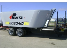 Heavy Duty PENTA Feed Mixers from FarmTech Machinery