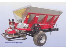 Engineered for precision applications and rapid distribution, high quality Iris Spreaders are available through FarmTech Machinery