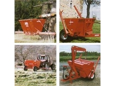 Lime Spreaders from Farmtech