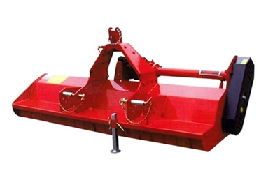 Integrated with standard 3 point linkage for ease