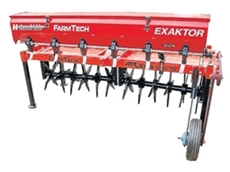 Aervator from FarmTech Machinery
