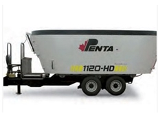 Penta HD heavy duty feed mixers