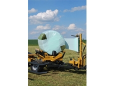 Round Bale Wrapper - 580 A Trailed