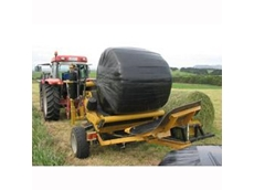 Round Bale Wrappers from FarmTech
