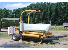 Square Bale Wrapper - 1814 S Static