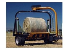 Tanco Round Bale Wrappers from FarmTech Machinery