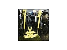 The Dromone Hydraulic Hitch from FarmTech