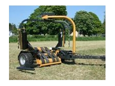 The Tanco 1400 Bale Wrapper from FarmTech