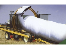 Tube-Line X2 bale wrapper