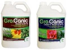 Gro.Ganic natural organic soil improvement products