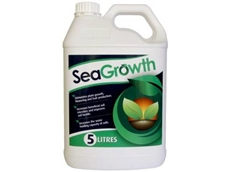 SeaGrowth seaweed concentrate is an effective soil improvement product