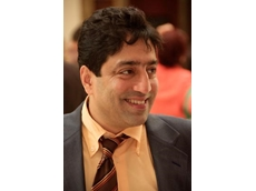 Goutam Malhotra, Exhibition Manager for AGRA Middle East 2011