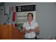 Chelsea Fancote, UWA PhD Student