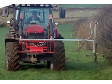 By allowing operators to distribute chemicals from inside a tractor cab, the Safe Scrub Sprayer significantly reduces the risk of chemical exposure