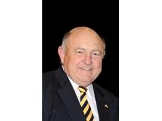 NFF President, David Crombie