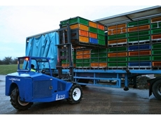 New poultry collection lift truck delivers increased operational efficiencies