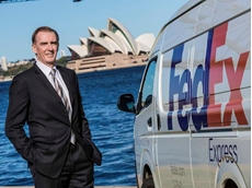 Kim Garner, managing director, FedEx Express Australasia