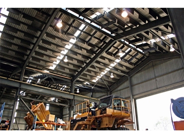 T-Line Heavy Machinery Workshop