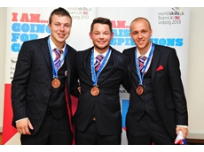 CMB Engineering's apprentices awarded at WorldSkills International