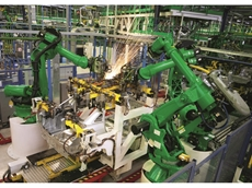 Factory automation: The way of the future
