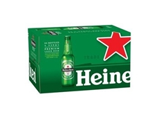Heineken launches new packaging design